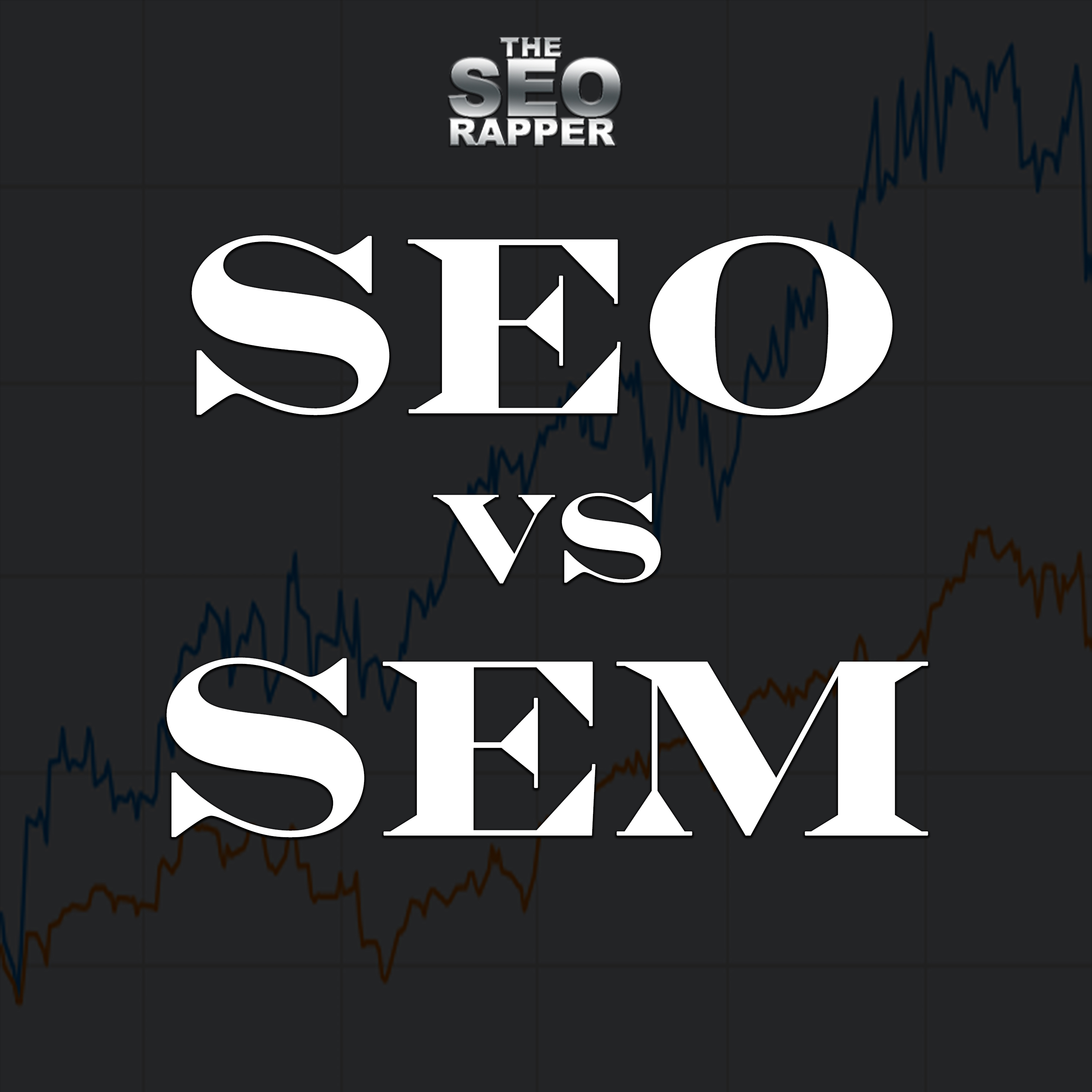 SEO vs SEM is the latest song from The SEO Rapper.