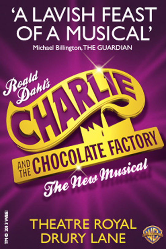 Charlie + the Chocolate Factory