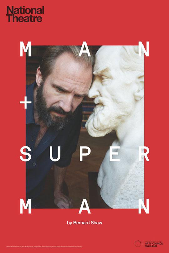 Man + Superman