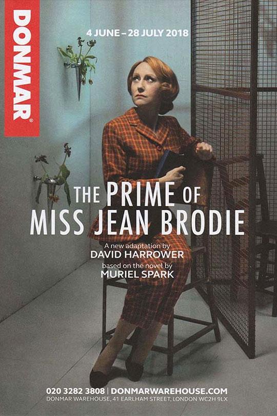 The Prime of Miss Jean Broadie