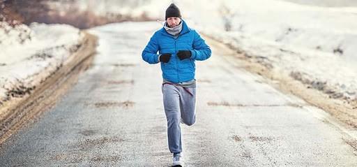 التمرينات الرياضية في الشتاء