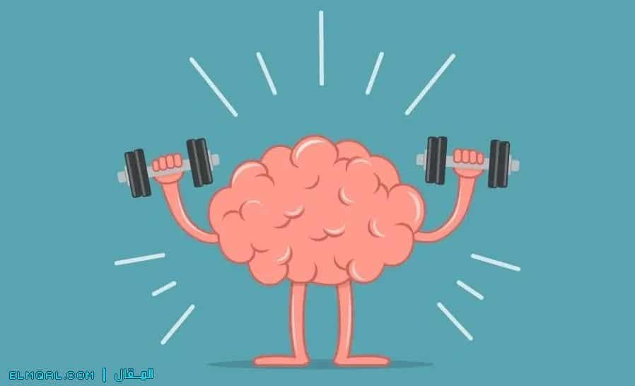 الدماغ والتمرينات الرياضية