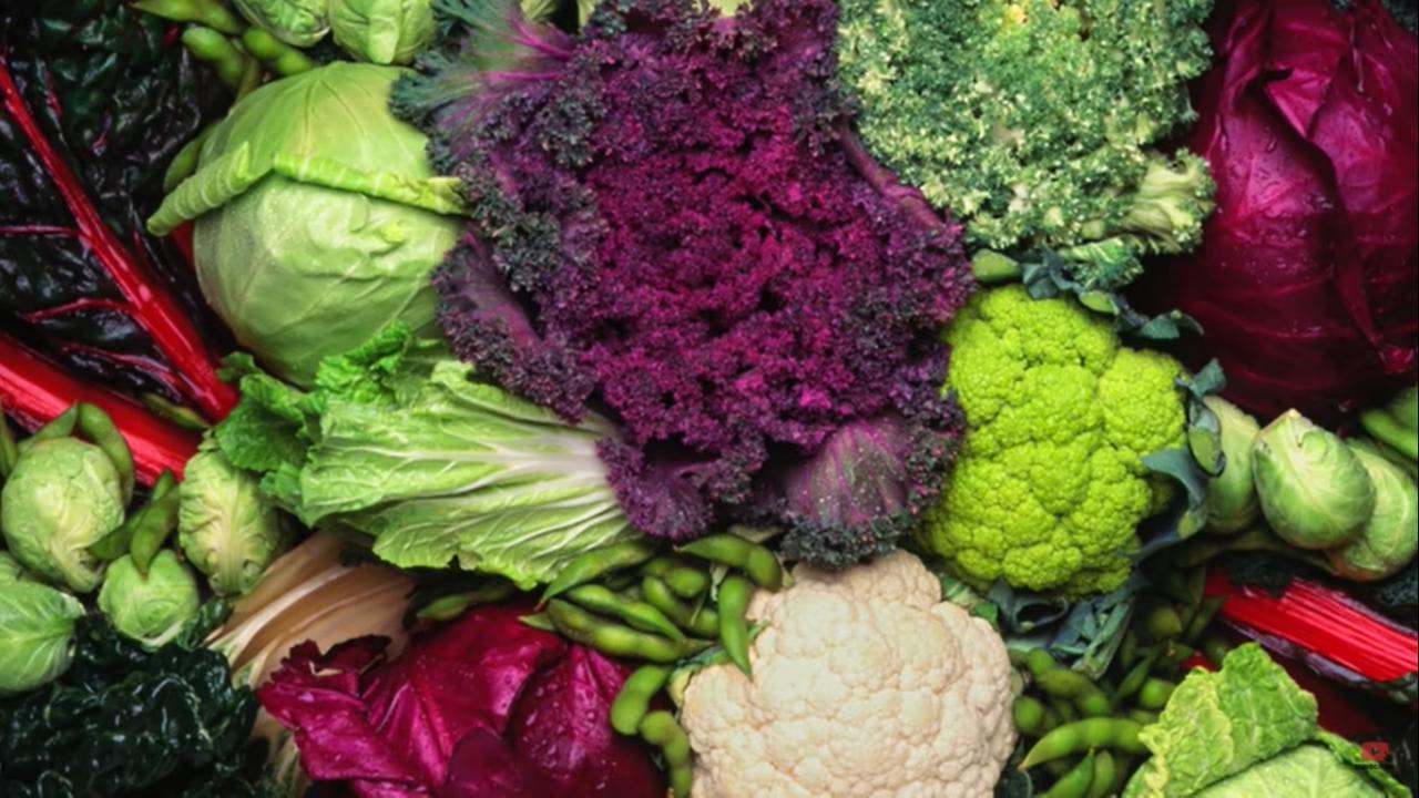 الخضراوات الكرنيبية