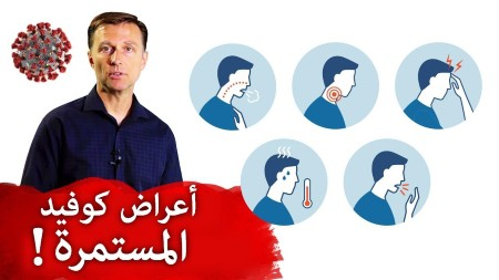 أعراض كوفيد 19 المستمرة