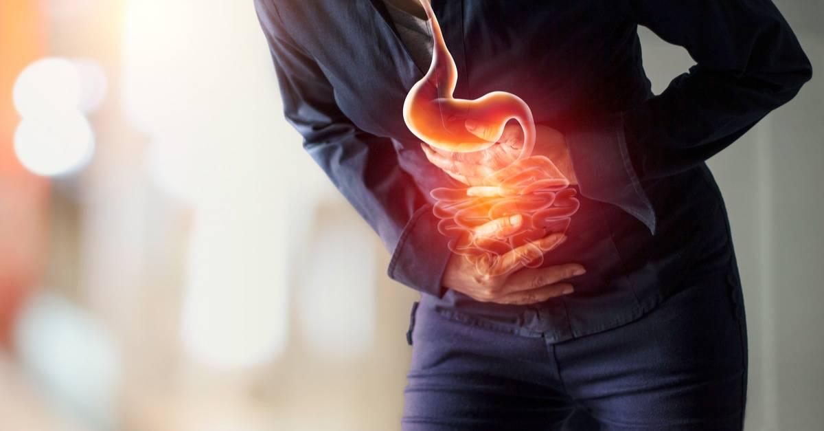 التهاب المعدة