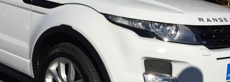 Range Rover Car Valet