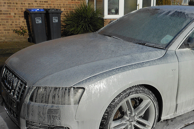 Why choose CCP Specialist Valeting