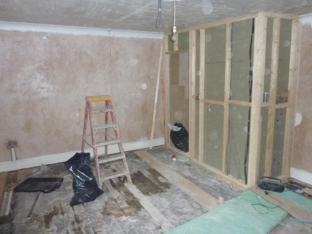 Bedroom - Work In Progress
