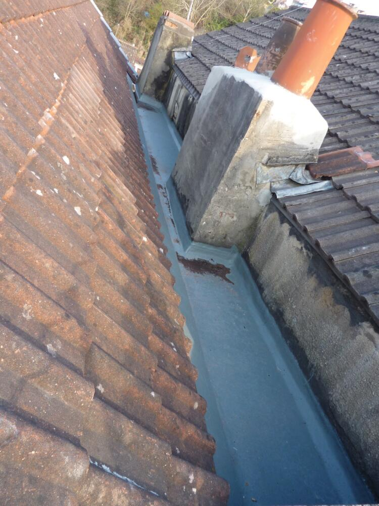 Roof - After