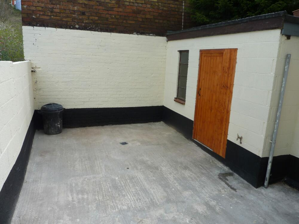 Courtyard - After