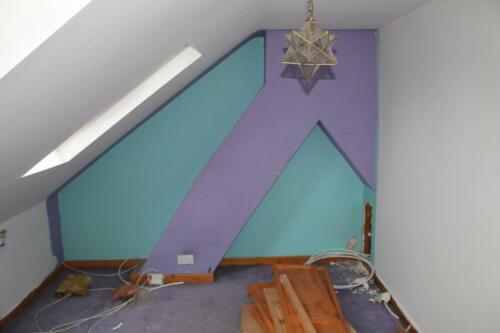 Bedroom - Before