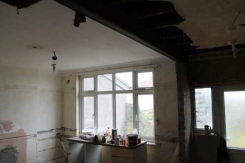 Kitchen/diner - Work In Progress