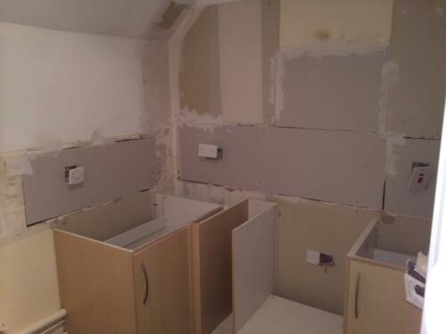 Kitchen - Work In Progress