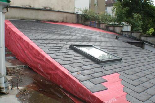 Roof - Work In Progress