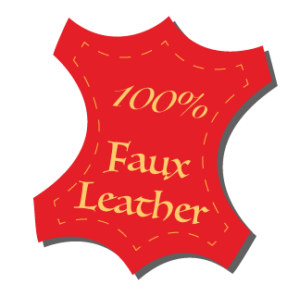 Faux leather