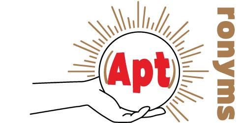 Aptronyms