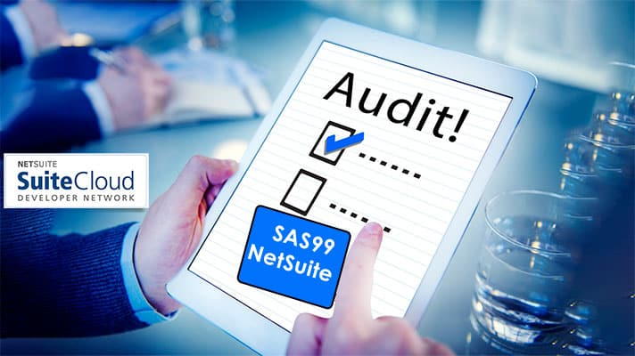 SAS99 Audit Considerations in NetSuite