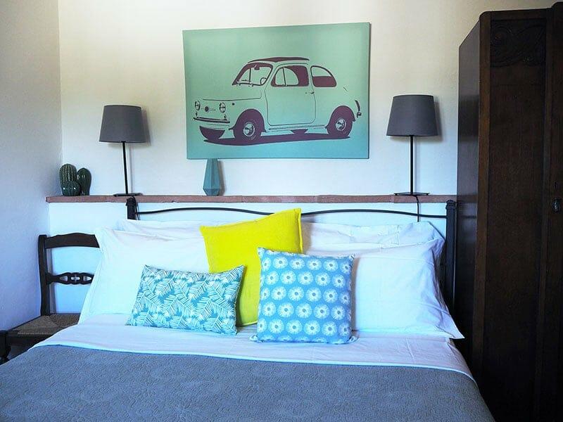 CASCINA DOUBLE BEDROOM