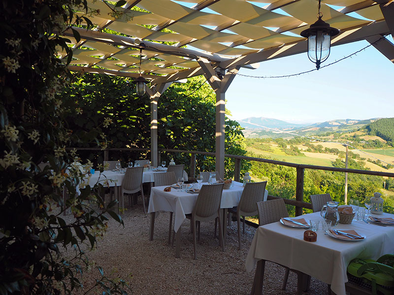 LA TAVERNETTA RESTAURANT AT UMBRIA WITH KIDS