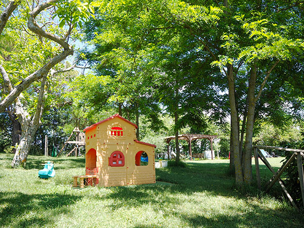 PLAYHOUSE AT PIAN DI CASCINA FAMILY HOLIDAYS