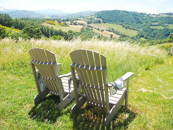 THE VIEW AT UMBRIA WITH KIDS FAMILY HOLIDAYS