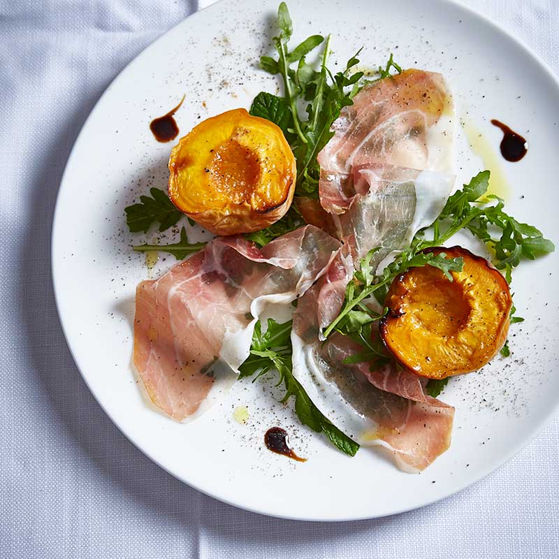 Prosciutto-and-Peaches