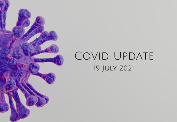 19th July Covid Update