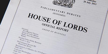 The Succession to Peerages Bill