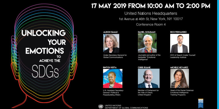 Panel of Experts Discuss Using Emotional Intelligence to Achieve the SDGS
