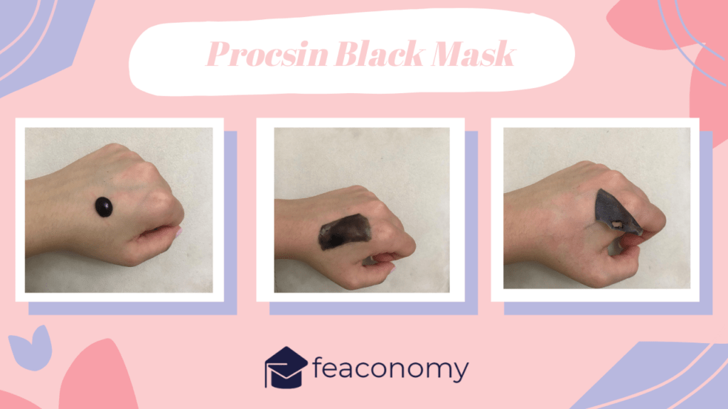 Procsin Black Mask Yorum