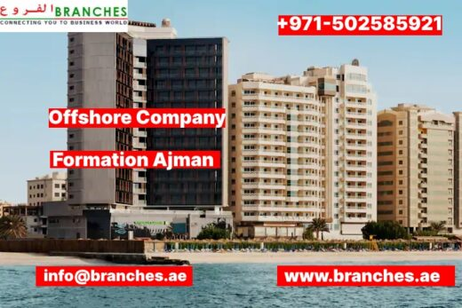Offshore Company Formation Ajman