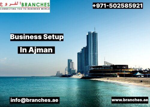 Business Setup in Ajman