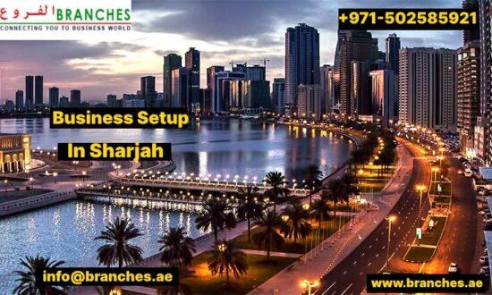 Business Setup in Sharjah