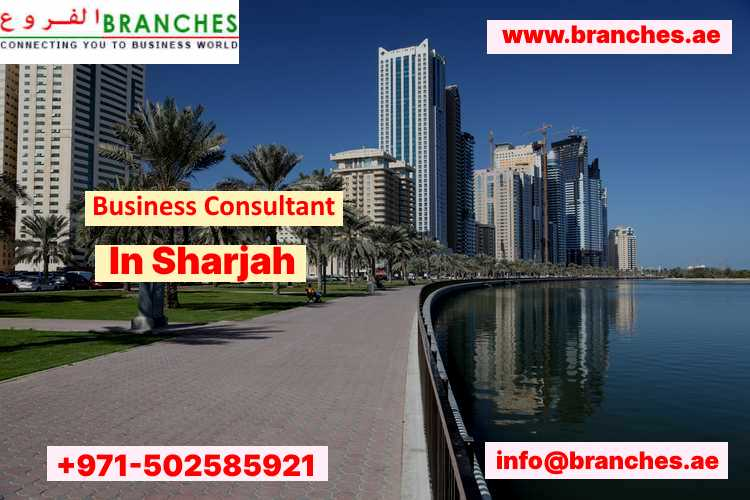 Business Consultant In Sharjah