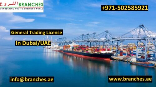 General Trading Business in Dubai