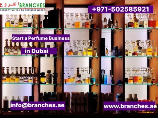 How to Start a Perfume Business in UAE