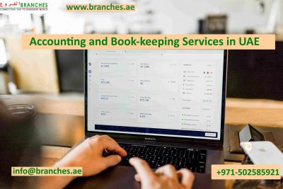Accounting And Book Keeping Services in UAE