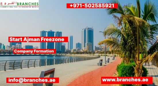 Ajman Freezone Company Formation