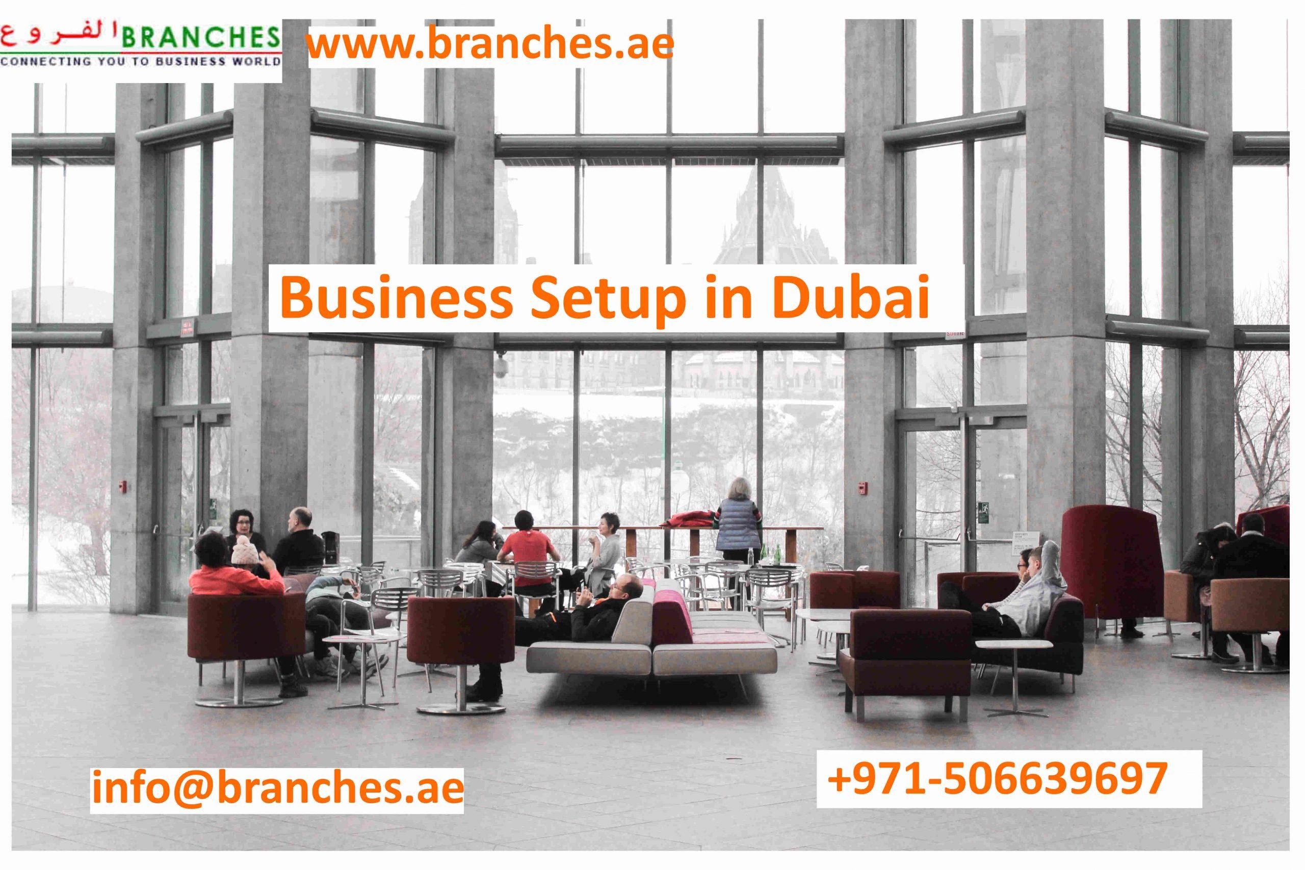 Business Setup in Dubai