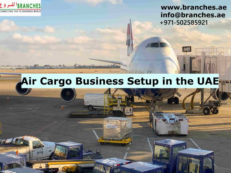Air Cargo Business Setup in the UAE