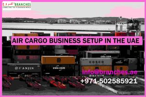Air cargo business setup in Dubai