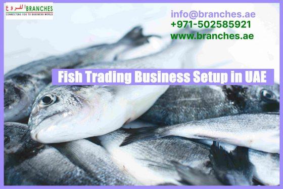 Fish Trading Business Setup in UAE