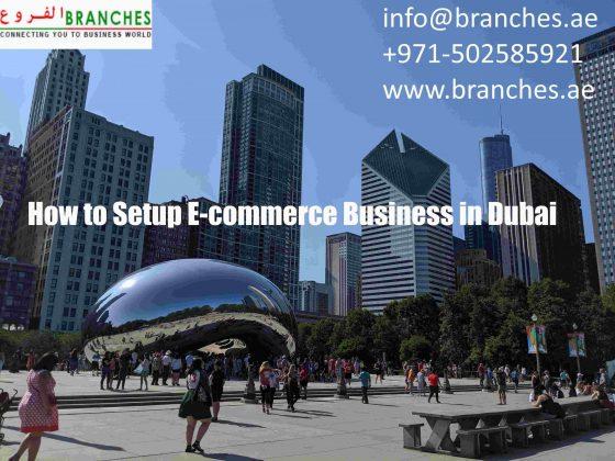 How to Setup E-commerce Business in Dubai