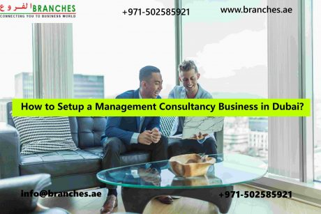 Management Consultancy License in Dubai