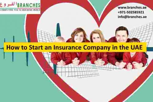 How to start an insurance company in the UAE