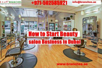 Beauty Salon Business in Dubai