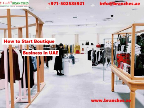 Start Boutique Business in UAE