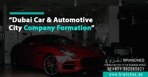 Dubai Car And Automotive City Freezone