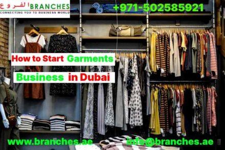 Garments Business in Dubai