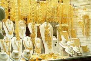Jewelry business in Dubai